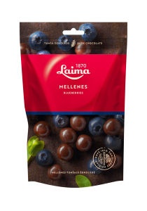 LAIMA BLUEBERRIES IN DARK CHOCOLATE