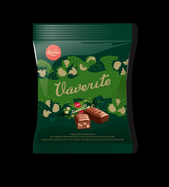 LAIMA CHOCOLATE CANDIES VĀVERĪTE