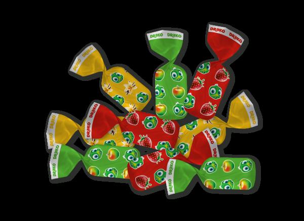DRAKO CHEWING CANDIES MIX